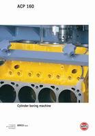 ACP 160 Cylinder boring machine