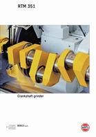 RTM 351 Crankshaft grinder